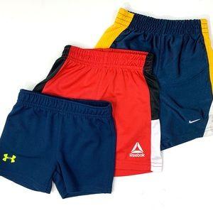 Athletic Shorts Bundle 3 pairs